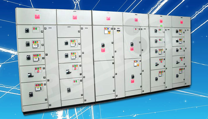 Pustron electrical panels accessories mcc pcc for Electric motor test panel